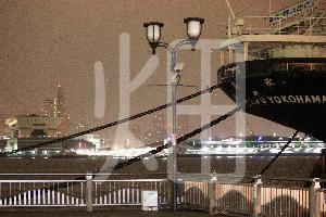 そざい畑,素材畑,夜の横浜港