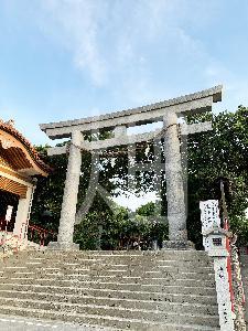 そざい畑,素材畑,沖縄の神社